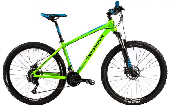 Bicicleta Mtb Dhs Terrana 2729 457Mm Verde 27.5 Inch 0