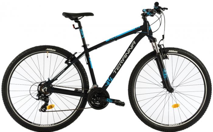 Bicicleta Mtb Dhs Terrana 2923 L Verde 29 Inch 1