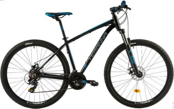 Bicicleta Mtb Dhs Terrana 2925 L 495Mm Verde 29 Inch 1