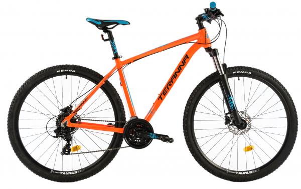 Bicicleta Mtb Dhs Terrana 2927 L 495Mm Negru 29 Inch 1