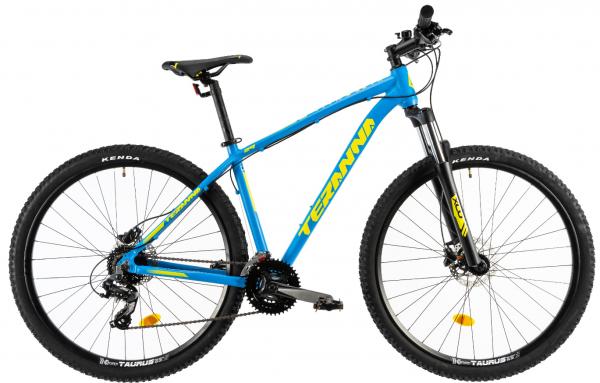 Bicicleta Mtb Dhs Terrana 2927 L Negru 29 Inch 1