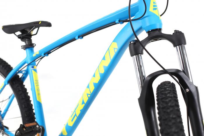 Bicicleta Mtb Dhs Terrana 2927 L Negru 29 Inch 5
