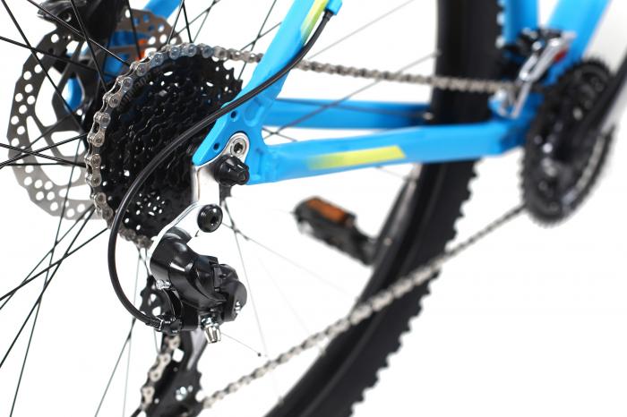 Bicicleta Mtb Dhs Terrana 2927 L Negru 29 Inch 7