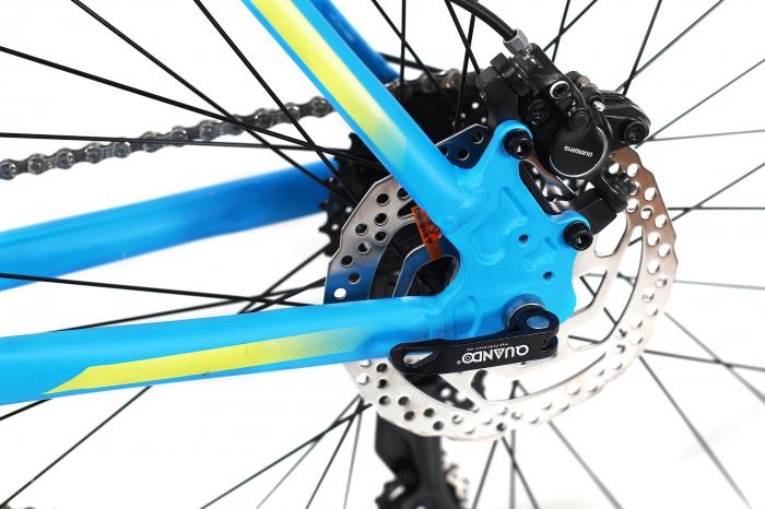 Bicicleta Mtb Dhs Terrana 2927 L Negru 29 Inch 13