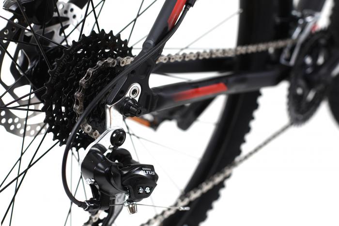 Bicicleta Mtb Dhs Terrana 2927 L Negru 29 Inch 14