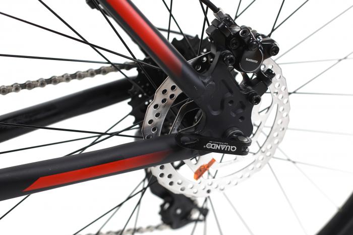 Bicicleta Mtb Dhs Terrana 2927 L Negru 29 Inch 10