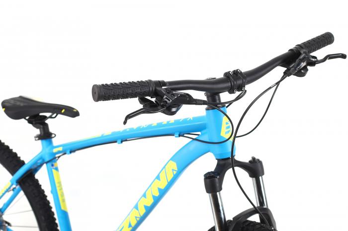 Bicicleta Mtb Dhs Terrana 2927 L Negru 29 Inch 3