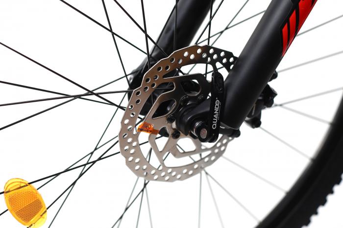 Bicicleta Mtb Dhs Terrana 2927 L Negru 29 Inch 12
