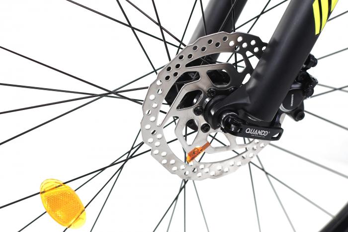 Bicicleta Mtb Dhs Terrana 2927 L Negru 29 Inch 15