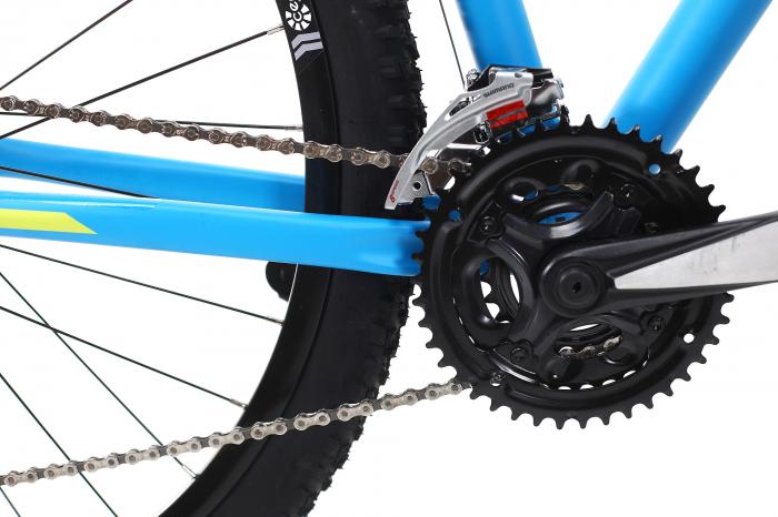 Bicicleta Mtb Dhs Terrana 2927 L Negru 29 Inch 9