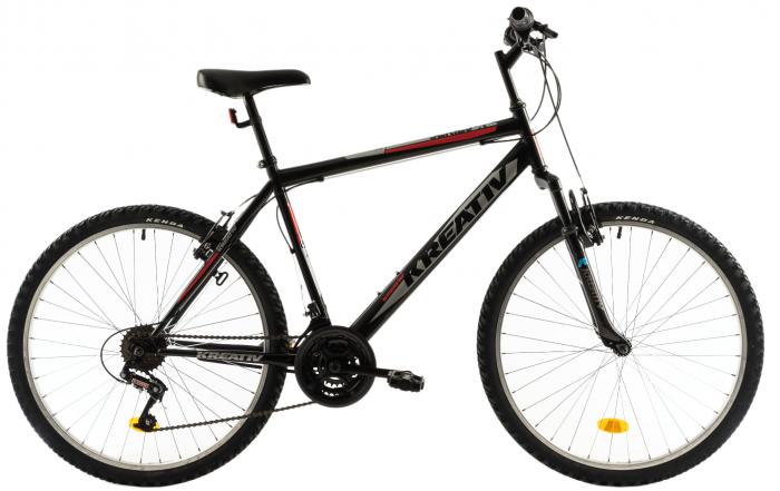 Bicicleta Mtb Kreativ 2603 L Albastru 26 Inch 1