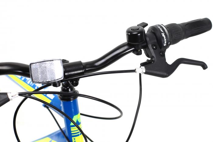 Bicicleta Mtb Kreativ 2603 M Negru 26 Inch 8
