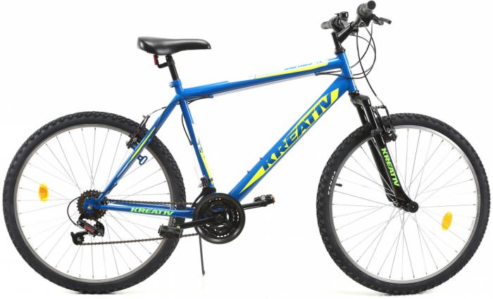 Bicicleta Mtb Kreativ 2603 M Negru 26 Inch 1