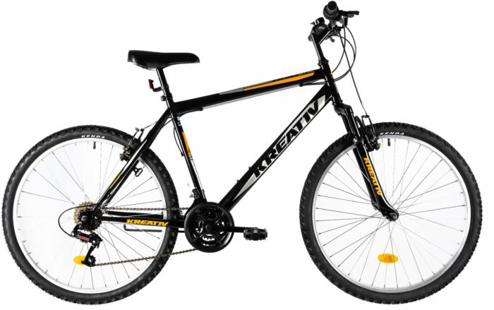 Bicicleta Mtb Kreativ 2603 M Negru 26 Inch 0