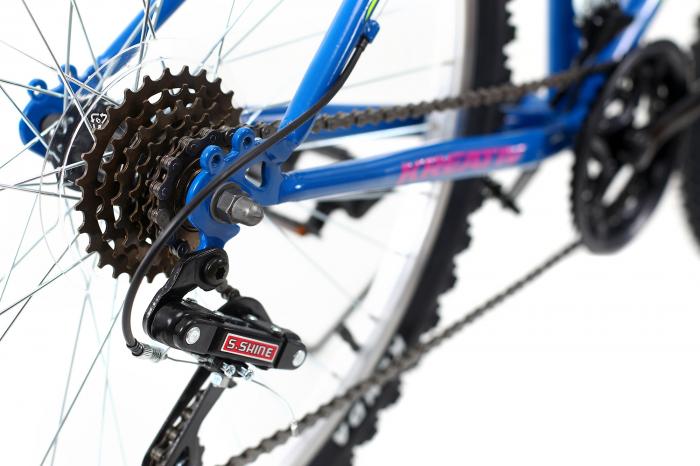 Bicicleta Mtb Kreativ 2604 M Negru 26 Inch 2