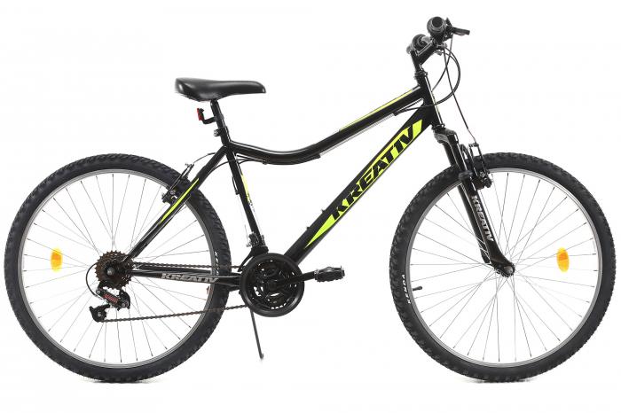 Bicicleta Mtb Kreativ 2604 M Negru 26 Inch 1