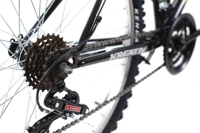 Bicicleta Mtb Kreativ 2604 M Negru 26 Inch 6