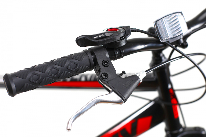 Bicicleta Mtb Kreativ 2605 M Portocaliu 26 Inch 4