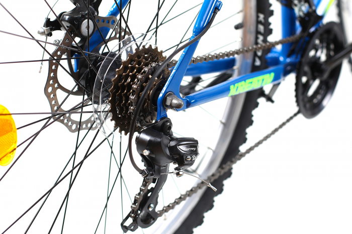 Bicicleta Mtb Kreativ 2605 M Portocaliu 26 Inch 11