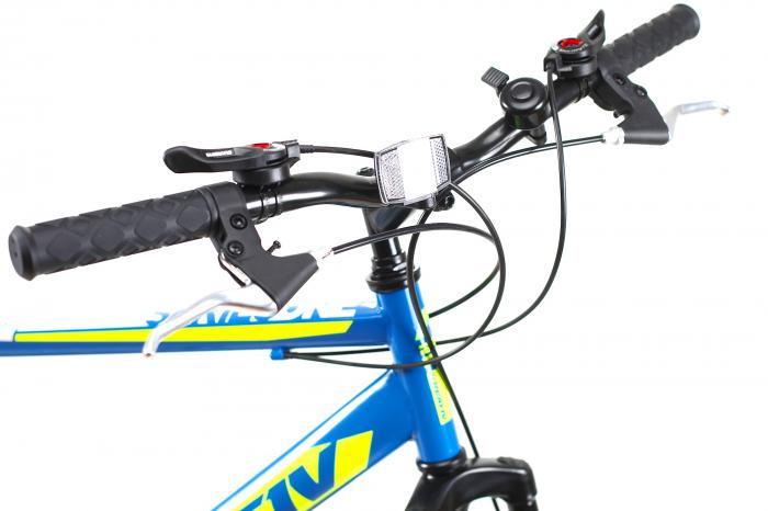 Bicicleta Mtb Kreativ 2605 M Portocaliu 26 Inch 16