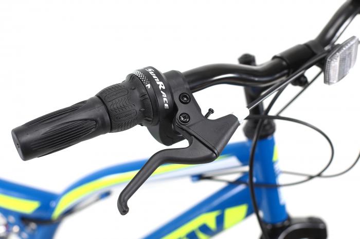 Bicicleta Mtb Kreativ 2641 M Negru/Rosu 26 Inch 4