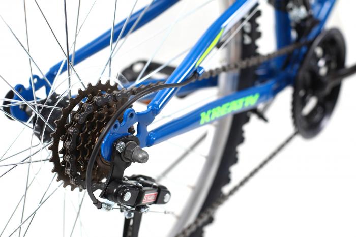 Bicicleta Mtb Kreativ 2641 M Negru/Rosu 26 Inch 2
