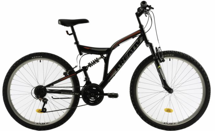 Bicicleta Mtb Kreativ 2641 M Portocaliu/Deschis 26 Inch 1