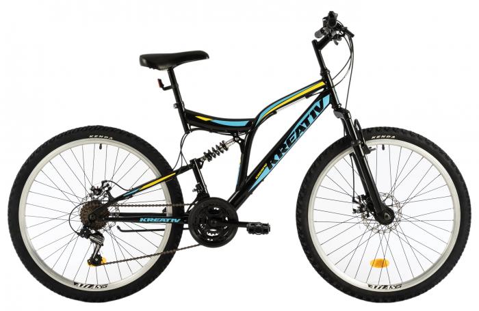 Bicicleta Mtb Kreativ 2643 M Gri 26 Inch 1