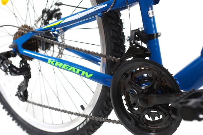 Bicicleta Mtb Kreativ 2643 M Negru/Rosu 26 Inch 6