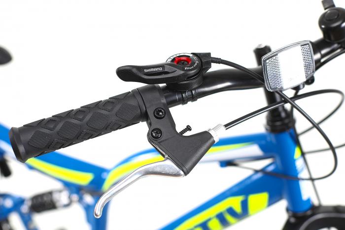 Bicicleta Mtb Kreativ 2643 M Negru/Rosu 26 Inch 11