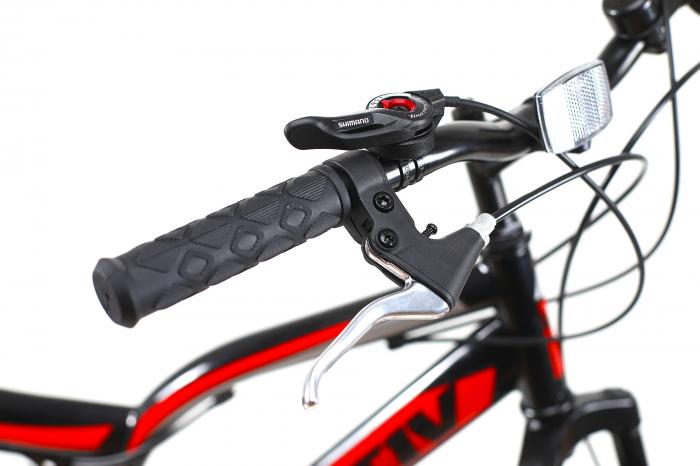 Bicicleta Mtb Kreativ 2643 M Negru/Rosu 26 Inch 9