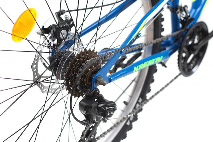 Bicicleta Mtb Kreativ 2643 M Negru/Rosu 26 Inch 8