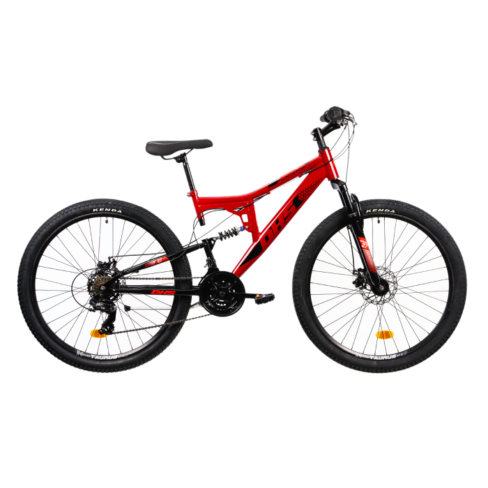 Bicicleta Mtb Terana 2743 FS - 27 Inch  M  Rosu [0]