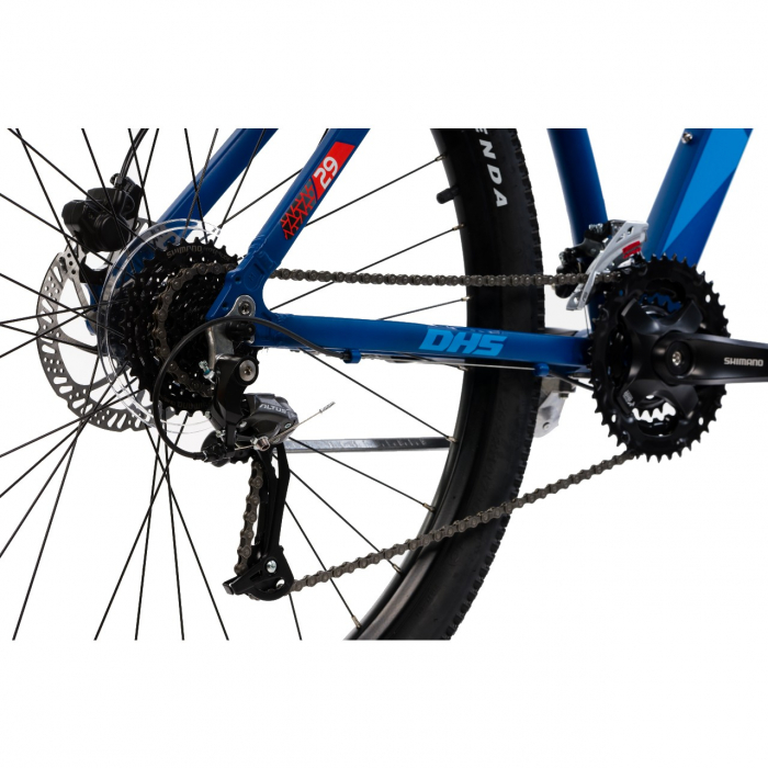 Bicicleta Mtb Terrana 2927 - 29 Inch, M, Albastru [2]
