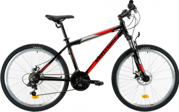 Bicicleta Mtb Venture 2621 495Mm Negru/Galben 26 Inch 1