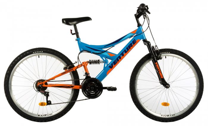 Bicicleta Mtb Venture 2640 M Negru 26 Inch 1