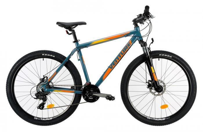 Bicicleta Mtb Venture 2721 L Gri 27.5 Inch 0