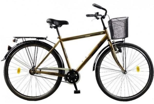 Bicicleta Oras Citadinne 2831 520Mm Negru 28 Inch 2