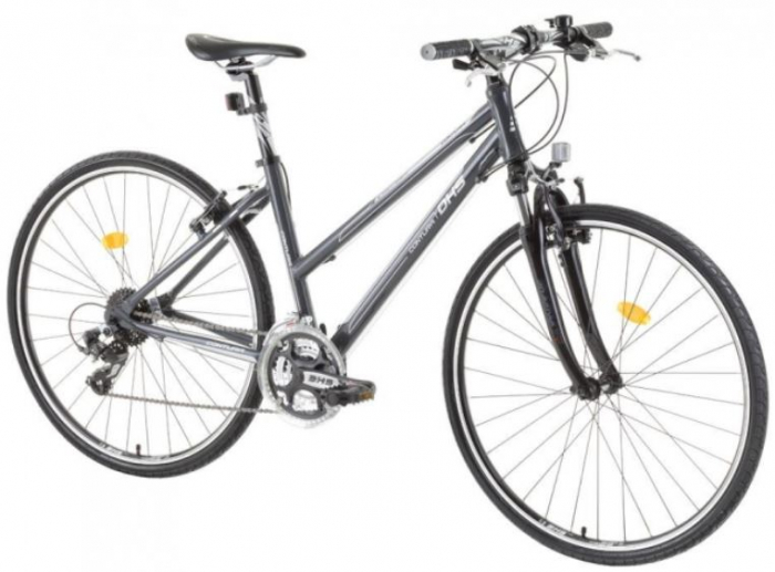 Bicicleta Oras Contura 2866 L Gri 28 Inch 0