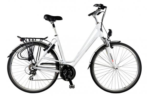 Bicicleta Oras Devron 2824 L Brighton Alb 28 Inch 0