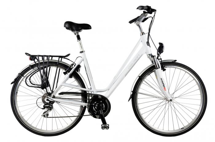 Bicicleta Oras Devron 2824 L Brighton Alb 28 Inch 1