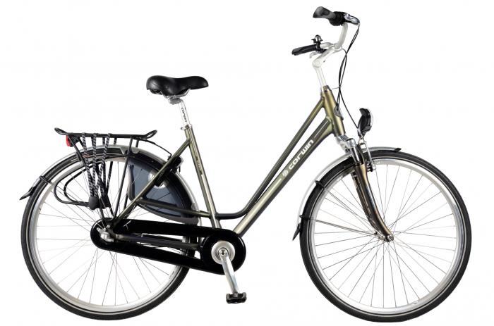 Bicicleta Oras Devron 2830 Darwin Gri Mat L 28 Inch 1