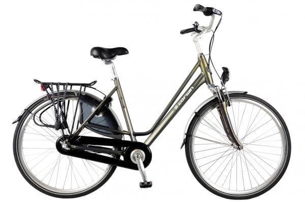 Bicicleta Oras Devron 2830 Darwin Gri Mat L 28 Inch 0