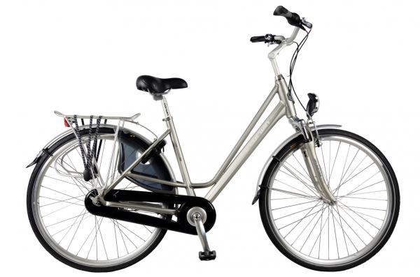 Bicicleta Oras Devron 2834 Brisbane M Gri Mat 28 Inch 0