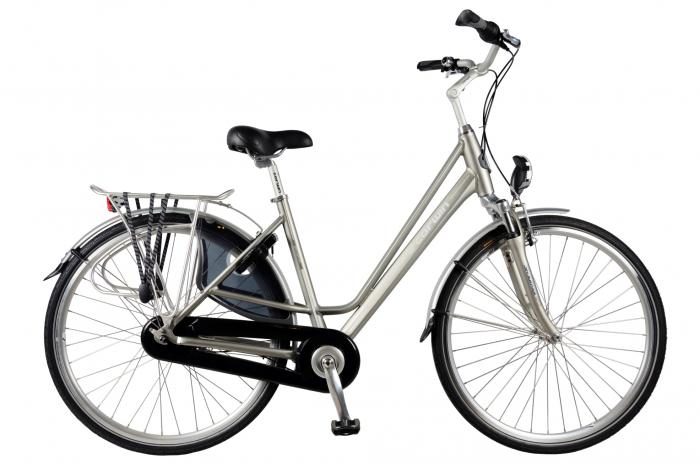 Bicicleta Oras Devron 2834 Brisbane M Gri Mat 28 Inch 1