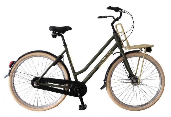 Bicicleta Oras Devron 2862 L Nelson Verde Mat 28 Inch 1
