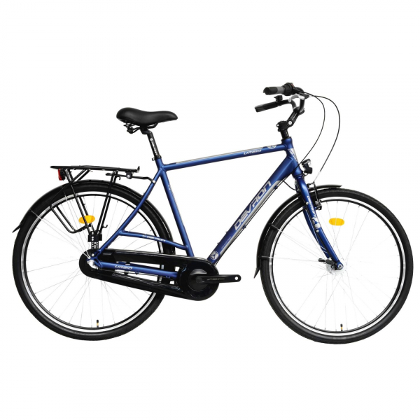 Bicicleta Oras Devron Man U C1.8 L Magic Black 540 1