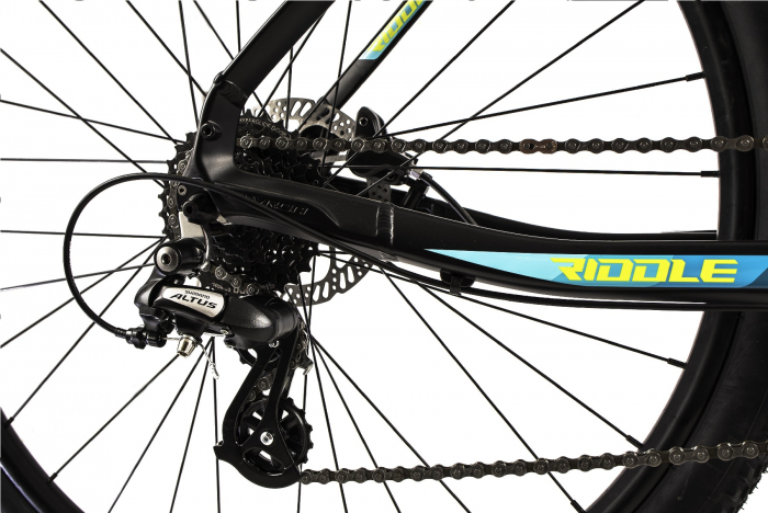 Bicicleta Mtb Devron Riddle W 1.9 L Negru 29 Inch 5