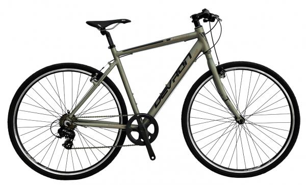 Bicicleta Oras Devron Urban Men U1.8 Ice Grey, M - 52028 Inch 0