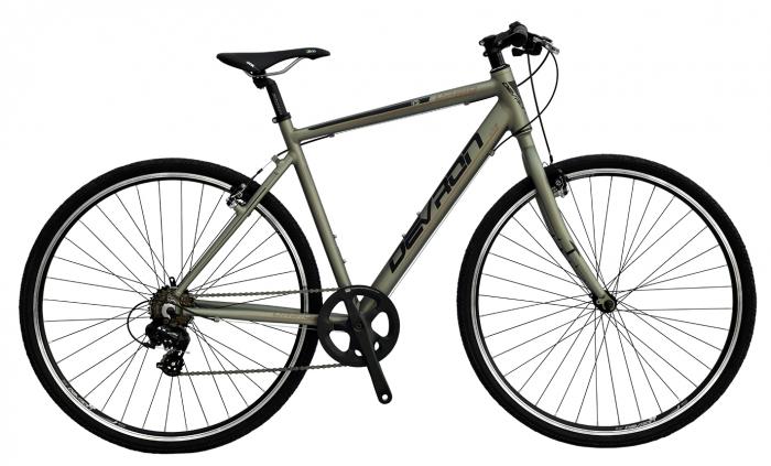 Bicicleta Oras Devron Urban Men U1.8 Ice Grey, M - 52028 Inch 1